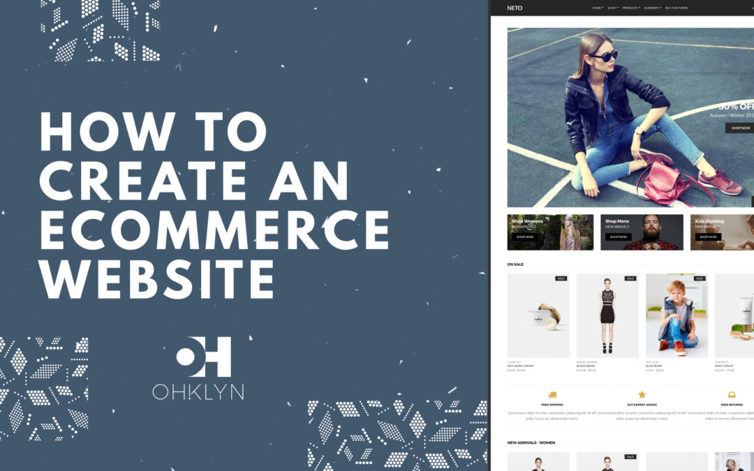 How to Create an eCommerce Website 2018 | Beginners Tutorial