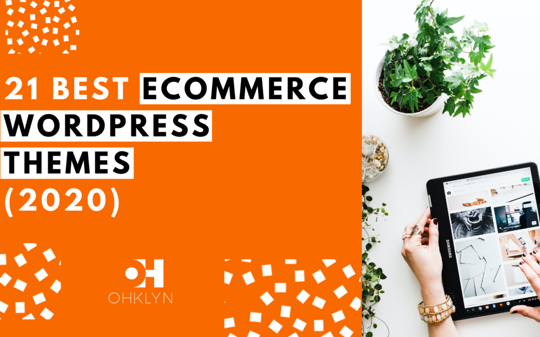21 Best WordPress eCommerce  Themes (2020) | Best eCommerce WP Themes
